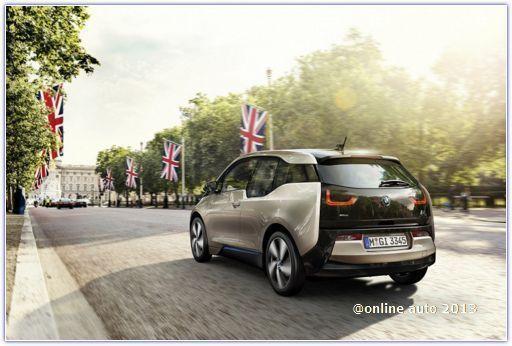 В Лейпциге начали сборку первых электромобилей BMW