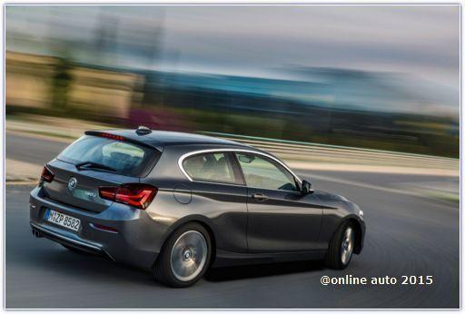 BMW разместила в Сети официальные изображения обновленных 1 Series