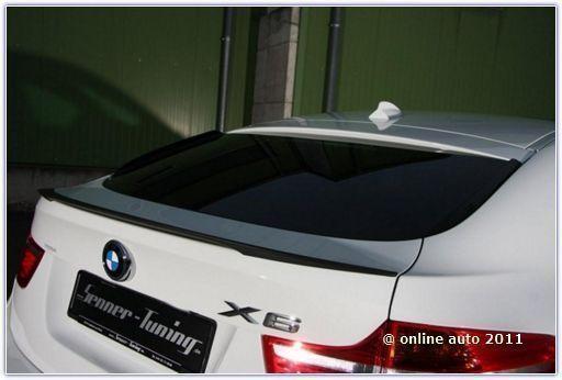 BMW X6 xDrive40d от Senner