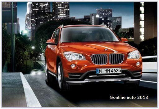 Премьера рестайлингового BMW X1 состоится на автошоу в Детройте