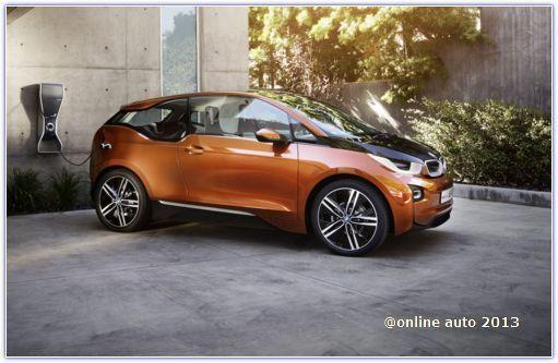 Для подзарядки электрикаров BMW будут использовать энергию солнца