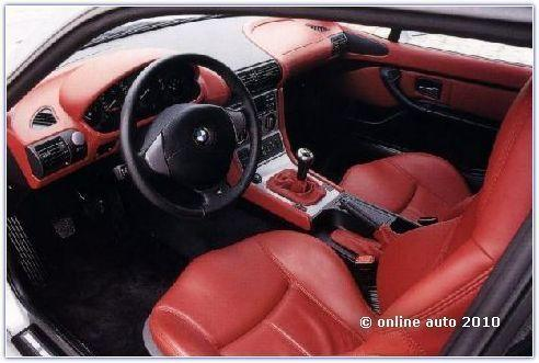 BMW Z3 Coupe 1999