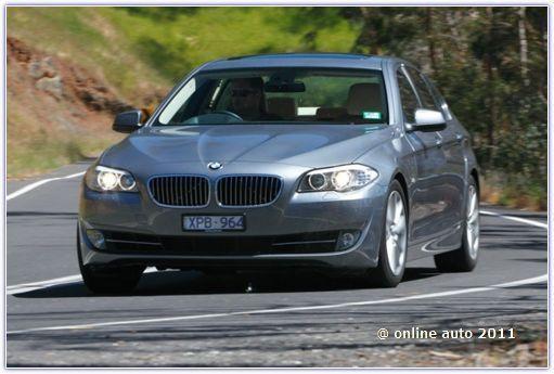 BMW 550d xDrive