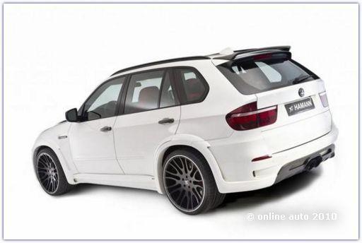 BMW X5 M Hamann