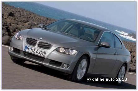 BMW 325i coupe 2005