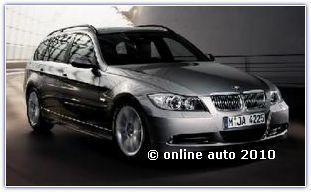 BMW 330xi Touring 2005