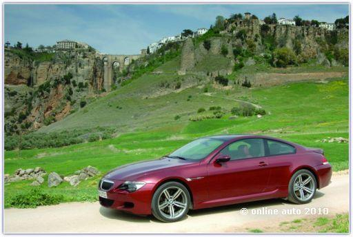 BMW M6 Coupe 2008