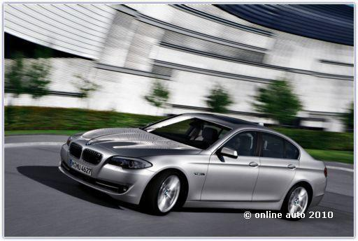 BMW 5 Series  Sedan xDrive