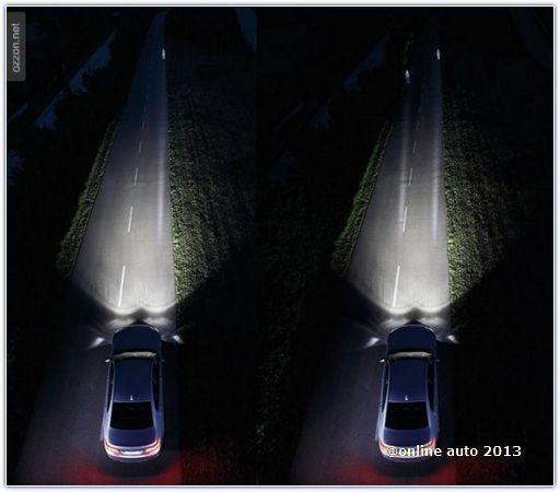 Лазерные фары BMW i8 - инновационный продукт нового поколения