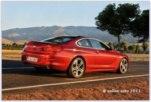 BMW 650i Coupe 2012