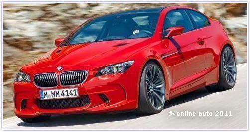 2014 BMW M3 Render
