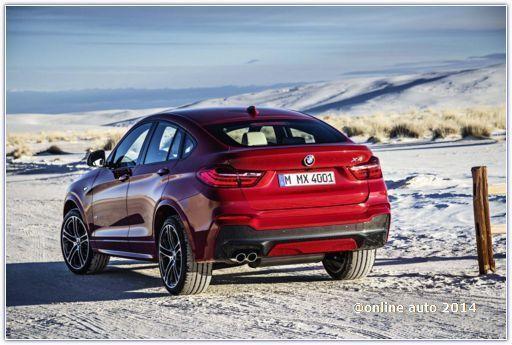 BMW X4 запрограммирован на успех