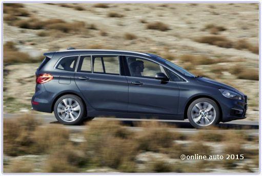 BMW показала в Женеве первый в истории премиальный компактвэн