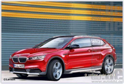 BMW X2 от немецкого журнала Autobild
