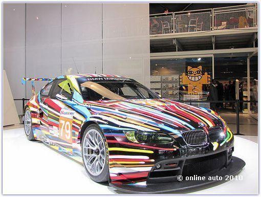 M3 GT2 Art Car