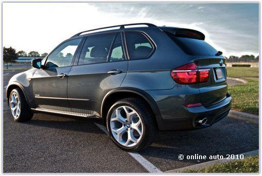 BMW X5 LCI 2011
