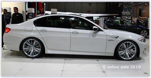 новый BMW M5