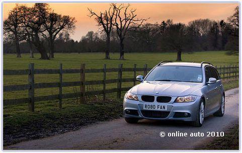 спортивный BMW MPV