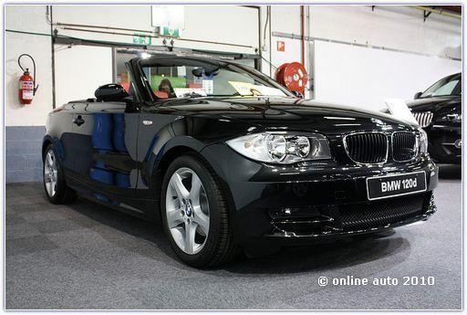 BMW 120 cabriolet