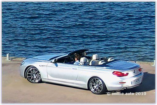 новый BMW 6 series