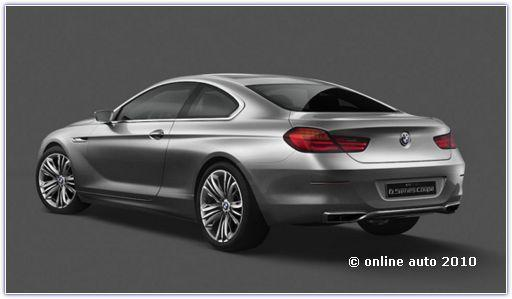 купе BMW 6 series