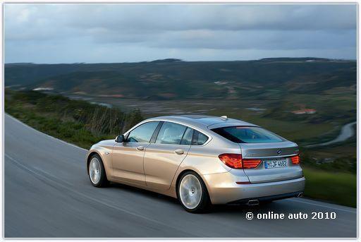 новый BMW 5 Series