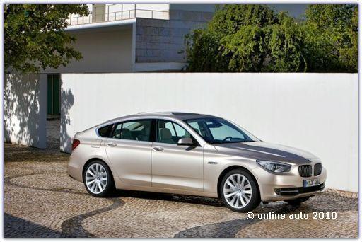 BMW 5 Series 2010 года