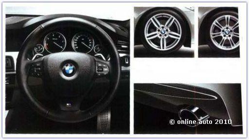 BMW 5 Series M Sports пакет