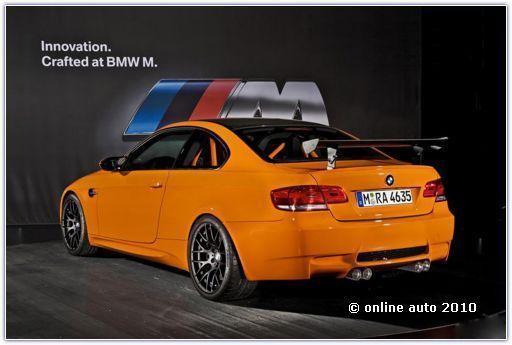 BMW М3 GTS