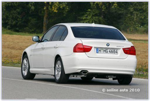 Великобритания-Германия BMW 320d