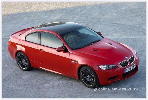 BMW M3 - это действительно спортивная машина. Она является наиболее быстрой и мощной среди своего класса.