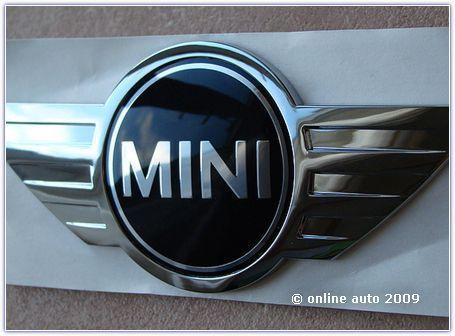Серия BMW Mini будет автомобилями для мегаполисов.