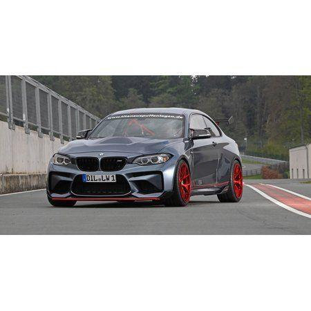 В Lightweight Performance поработали над BMW M2 Coupe