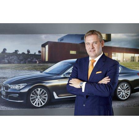 Штефан Тойхерт возглавит BMW Group Россия