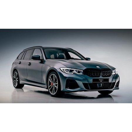 Представлена спецверсия BMW M340i xDrive First Edition