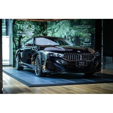 Представлена спецверсия BMW 8 Series Kyoto Edition