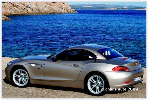 новое купе bmw z4 фото новости автомобилей bmw bmw-online.ru