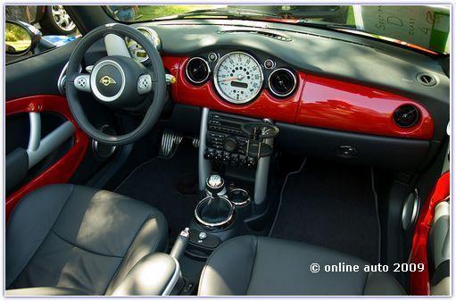новый MINI Cooper Cabrio