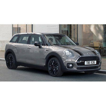 Представлена спецверсия MINI Clubman Black Pack для Великобритании