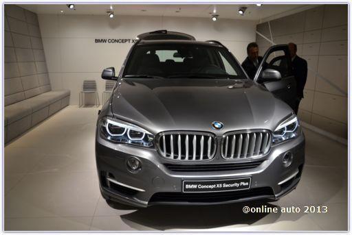 BMW X5 Security - подарорк BMW российским бизнесменам