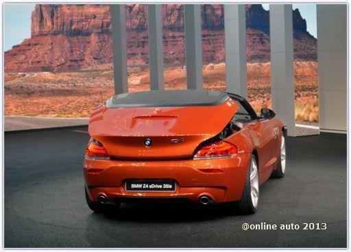 Обновленный родстер BMW Z4. Подробности