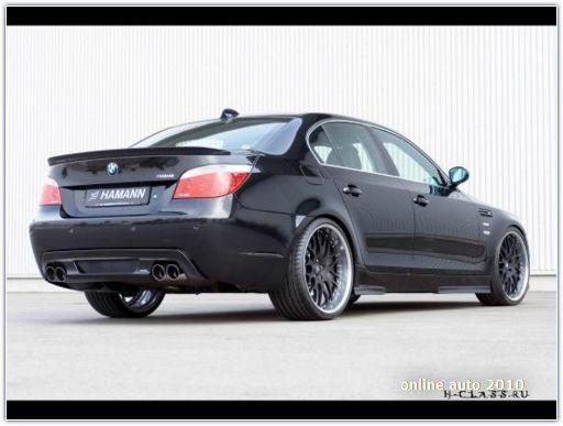 BMW 535d седан