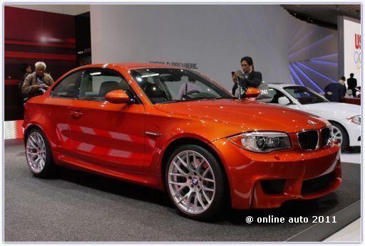 BMW 1 Series в Детройте
