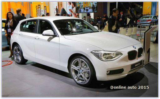 BMW серии 1