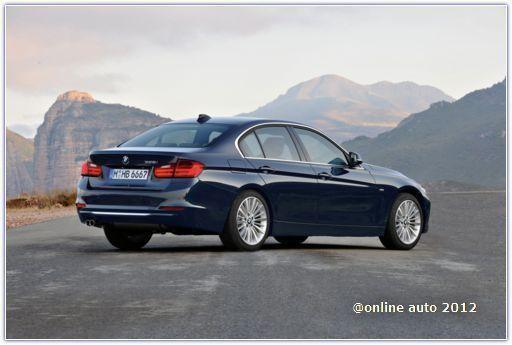 Спортседан шестого поколения BMW 3 Series