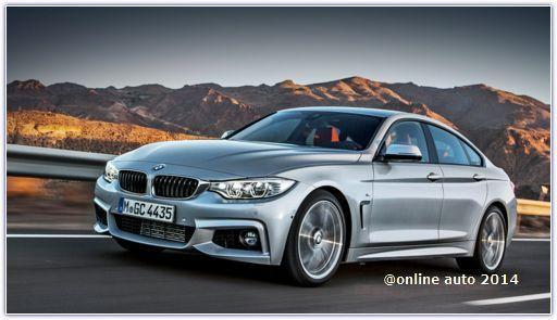 В России начали принимать заказы на BMW 4 Gran Coupe