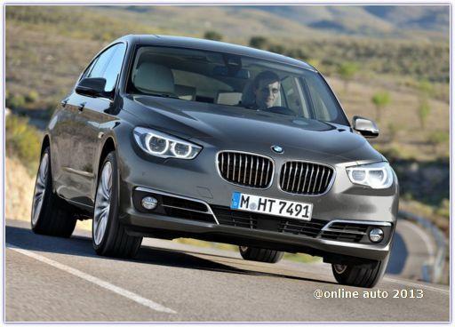 Россиян познакомили с обновленной «пятеркой» BMW