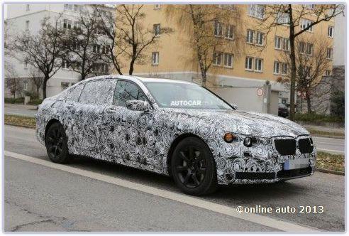 Кардинальное обновление BMW 7 Series в новой реинкарнации