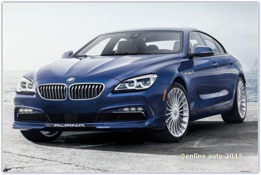 ALPINA создала самый быстрый в своей истории автомобиль на базе BMW M6