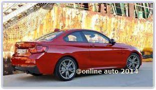 Купе BMW M2 покажут в Детройте